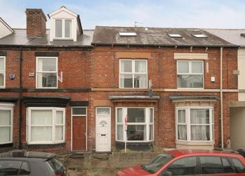 Thumbnail 4 bed terraced house for sale in Denham Road, Sheffield, South Yorkshire
