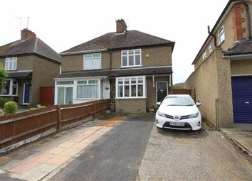Thumbnail 2 bed semi-detached house for sale in Stanbridge Road, Leighton Buzzard