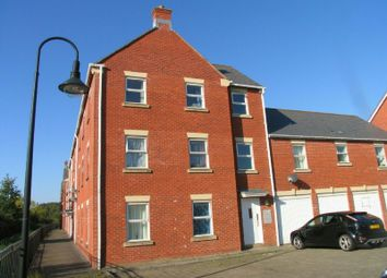 Thumbnail 2 bed flat to rent in Stroud Way, Weston-Super-Mare