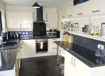 Thumbnail 4 bed detached house for sale in Juno Close, Glenfield, Leicester