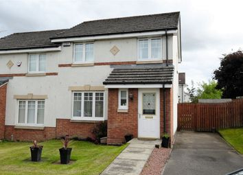 Thumbnail 3 bed semi-detached house for sale in Gillespie Place, Armadale, Bathgate, West Lothian