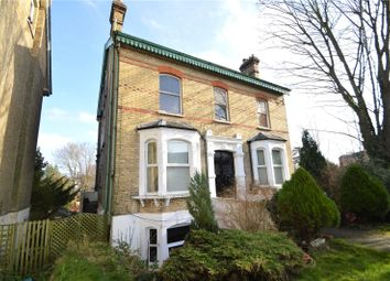 Thumbnail 3 bedroom flat to rent in Nottingham Road, South Croydon