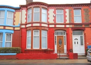 Thumbnail 3 bed terraced house for sale in Fitzgerald Road, Old Swan, Liverpool