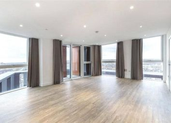 Thumbnail 3 bedroom flat to rent in Haydn Tower, 50 Wandsworth Road
