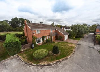 Thumbnail 4 bed detached house for sale in Longford, Ashbourne