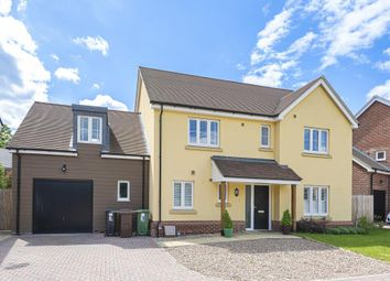 Whitfield Gardens, East Hanney, Wantage OX12. 5 bed detached house for sale