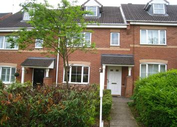 Thumbnail 3 bed terraced house for sale in Peckstone Close, Cheylesmore, Coventry