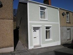 Thumbnail 3 bed terraced house to rent in Queen Victoria Street, Tredegar