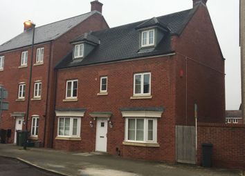 Thumbnail 5 bed property to rent in Typhoon Way, Brockworth, Glouceser