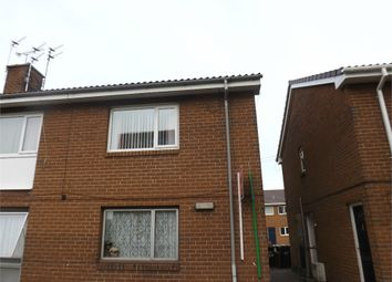 Thumbnail 2 bed flat to rent in College Road, Ashington, Northumberland