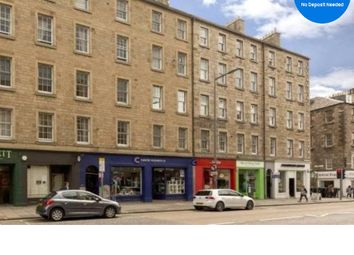 Thumbnail 1 bed flat to rent in Nicolson Street, Newington, Edinburgh