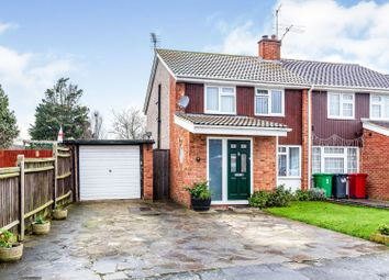 Thumbnail 3 bed semi-detached house for sale in Windrush Avenue, Slough
