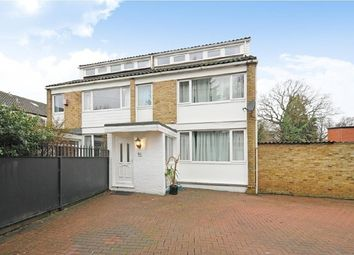 Thumbnail 3 bedroom semi-detached house for sale in Bampton Road, London