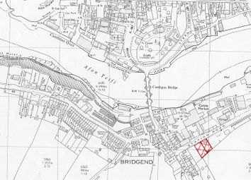 Thumbnail Land for sale in Station Road, Cardigan