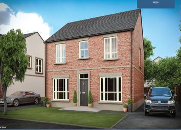 Thumbnail 4 bedroom detached house for sale in Saintfield Road, Killinchy, Newtownards