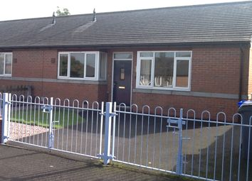 Thumbnail 2 bed bungalow to rent in Tranter Road, Abbey Hulton, Stoke-On-Trent