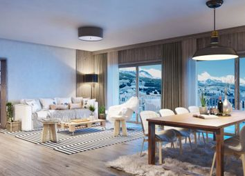 Valmorel, Rhone Alps, France. 2 bed apartment
