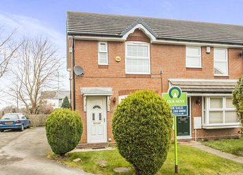 Thumbnail 2 bed property for sale in Meadowgate Croft, Lofthouse, Wakefield