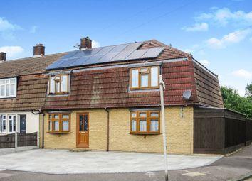 Keats Avenue, Heaton Grange, Romford RM3. 4 bed end terrace house