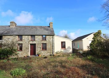Thumbnail 3 bedroom semi-detached house for sale in Penffordd, Llanybydder