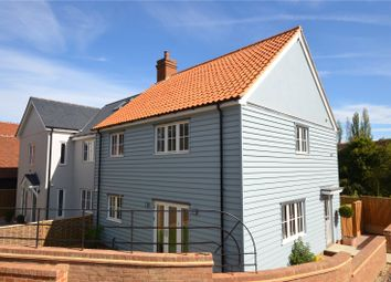Thumbnail 2 bed semi-detached house for sale in Church End, Broxted, Dunmow, Essex