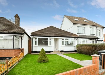 Thumbnail 3 bed detached bungalow for sale in Oakleigh Road North, Whetstone