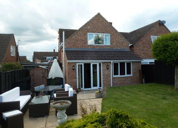 Thumbnail 3 bedroom semi-detached house for sale in Oxstalls Way, Gloucester
