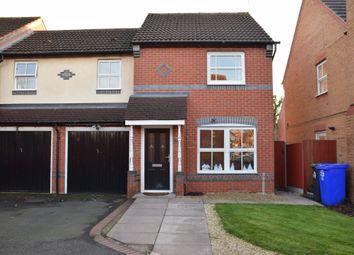Thumbnail 3 bedroom town house for sale in Ovaldene Way, Trentham, Stoke-On-Trent