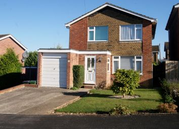 Thumbnail 3 bedroom detached house for sale in Pendennis Close, Basingstoke