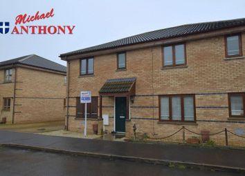 Thumbnail 3 bed semi-detached house for sale in Coles Avenue, Leadenhall, Milton Keynes