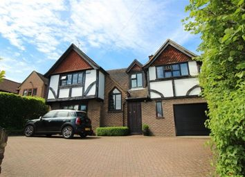 Thumbnail 4 bedroom detached house to rent in Bullfinch Lane, Riverhead, Sevenoaks