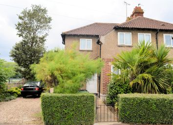 Thumbnail 3 bed semi-detached house for sale in Queen Mary Road, Gaywood, King's Lynn