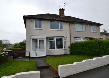 Thumbnail 3 bed semi-detached house to rent in Orchard Grove, Greengates, Bradford