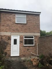 Thumbnail 2 bed town house to rent in Sinfin Avenue, Derby