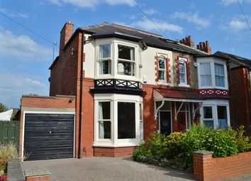 Thumbnail 4 bedroom semi-detached house for sale in Mayberry Grove, Linthorpe, Middlesbrough