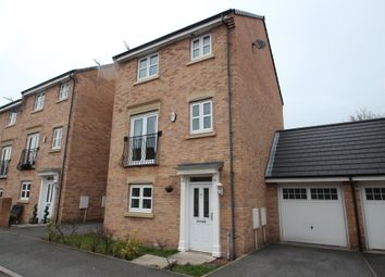 Thumbnail 4 bed town house for sale in Coltpark Woods, Hamsterley Colliery, Newcastle Upon Tyne