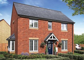 Thumbnail 4 bed detached house for sale in Forbes Drive, Peterborough Cambridgeshire