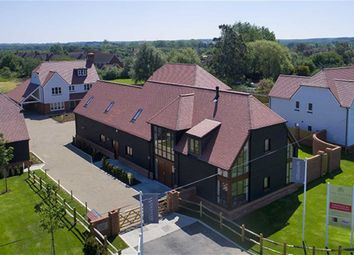 Thumbnail 5 bed link-detached house for sale in The Drove, Chestfield, Kent