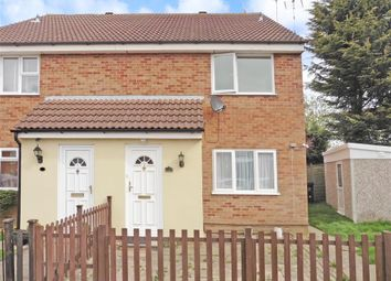 Thumbnail 1 bed maisonette for sale in Cunningham Rise, North Weald, Epping, Essex