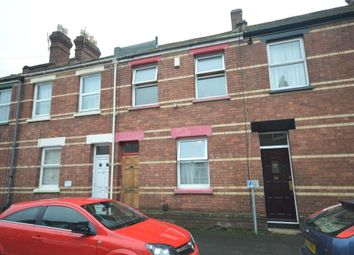 Thumbnail 2 bed terraced house for sale in Church Road, St. Thomas, Exeter, Devon