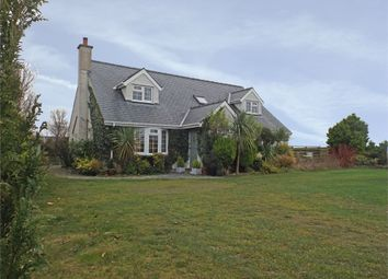 Thumbnail 4 bed detached bungalow for sale in Llanddeusant, Holyhead, Anglesey