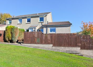 Thumbnail 2 bed semi-detached house for sale in Lennox Court, Glenrothes