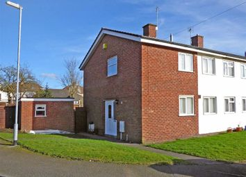 Thumbnail 3 bed semi-detached house for sale in Brooklyn Road, Cannock, Staffordshire