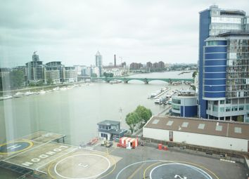 Thumbnail 1 bed flat to rent in Altura Tower, Bridges Court Road, Battersea