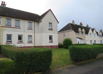 Thumbnail 4 bed flat for sale in Wallace Avenue, Elderslie, Johnstone