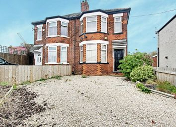 Thumbnail 3 bedroom semi-detached house for sale in Dansom Lane North, Hull