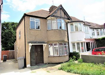 Thumbnail 3 bed end terrace house for sale in Hill View Gardens, Kingsbury