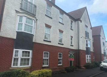 Thumbnail 2 bed flat to rent in Salford Way, Church Gresley, Burton Upon Trent