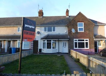 Thumbnail 2 bed terraced house for sale in Endike Lane, Hull