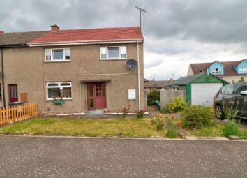 Thumbnail 3 bed end terrace house for sale in Glenclova Terrace, Forfar